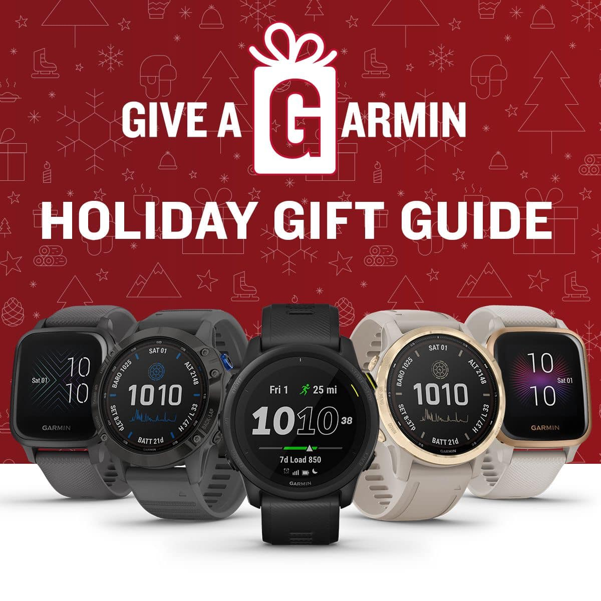 "Nothing says ""happy holidays"" like something special from Garmin. Shop our holiday gift guide for presents that meet all their passions.  Visit any of our official Garmin Brand Stores nationwide to avail. Or shop from the comfort of your homes — head to our official Garmin stores online: Garmin PH Viber Community, Kinetic.com.ph‬, Lazada, Shopee, and Zalora. FREE SHIPPING NATIONWIDE for online purchases. ‬‬‬‬‬‬‬‬‬ 🛒Garmin PH Viber Community: www.tomtop.com"