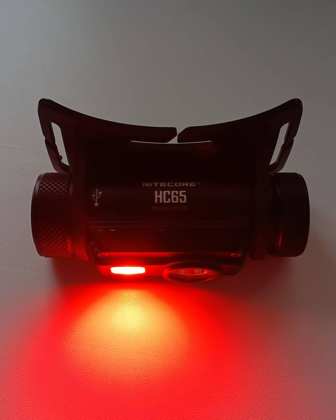 Feel the power of triple outputs on the HC65 headlamp! 😲